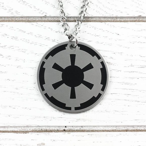 Collier | Star Wars | Empire (acier)