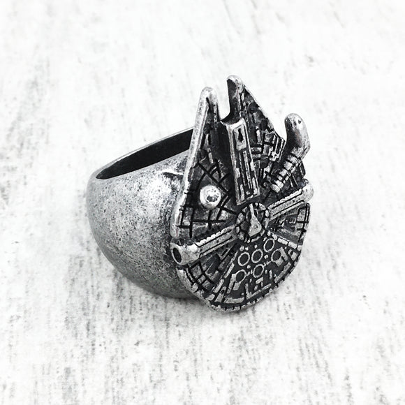Ring | Star Wars | Millennium Falcon