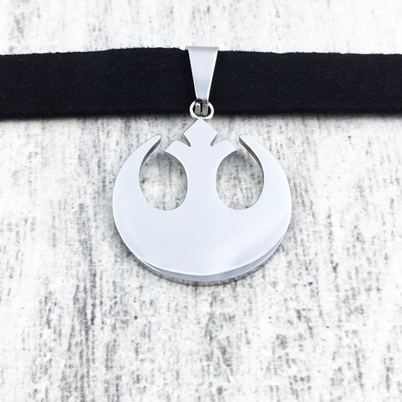 Choker Necklace | Star Wars | Rebel Alliance