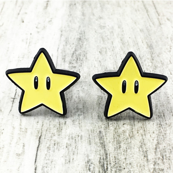 Cuff Links | Super Mario | Starman