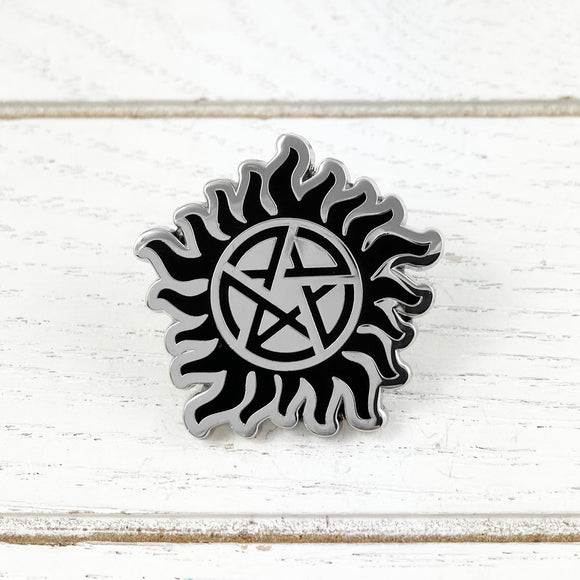Enamel Pin | Supernatural | Anti-Possession