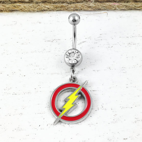 Belly Button Ring | The Flash