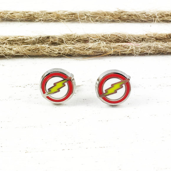 Boucles d'oreilles | The Flash