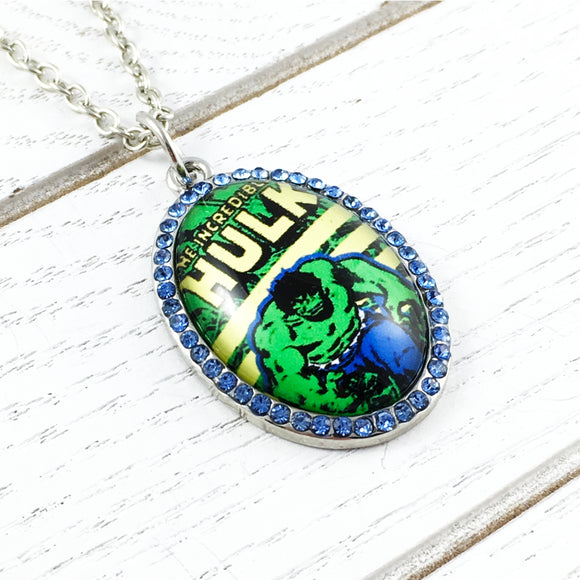Collier | Avengers | L'incroyable Hulk