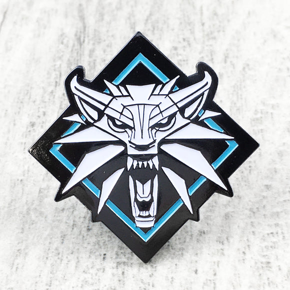 Enamel Pin | The Witcher 3: Wild Hunt
