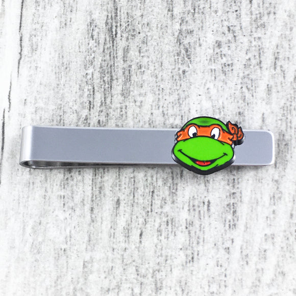 Tie Clips | Ninja Turtles | Michelangelo