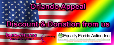 Bum-Chums Orlando Support