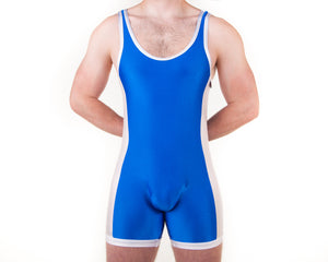 Ice Singlet - Bum-Chums Gay Men's Underwear - Made in UK