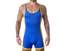 Blueberry Crumble Singlet
