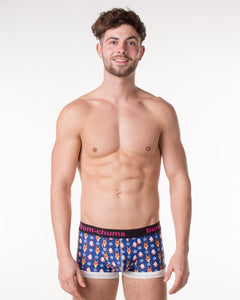 Santa's Little Helper Hipster - Bum-Chums Gay Men's Underwear - Made in UK