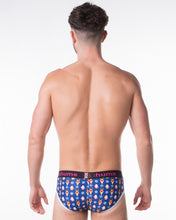 Santa's Little Helper Brief - Bum-Chums Gay Men's Underwear - Made in UK