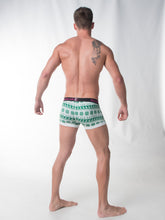 Christmas Jumper Hipster - Green - Bum-Chums Gay Men's Underwear - Made in UK