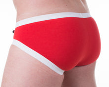 Ho Ho Hoe Santa Briefs - Bum-Chums Gay Men's Underwear - Made in UK