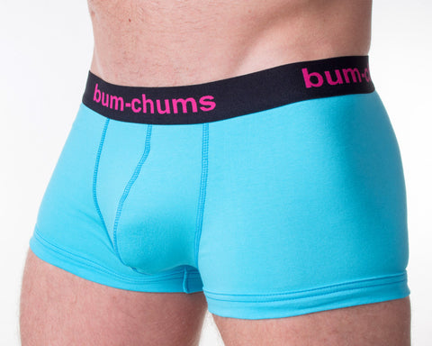 Assylum Aqua Hipster - Bum-Chums Gay Men's Underwear - Made in UK