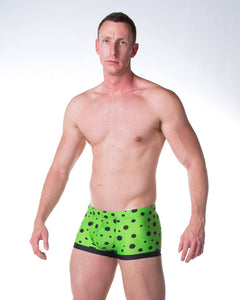 Bubble-Butt Swim Hipster - Bum-Chums Gay Men's Underwear - Made in UK
