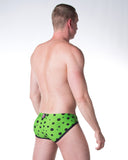 Bubble-Butt Swim Brief - Bum-Chums Gay Men's Underwear - Made in UK