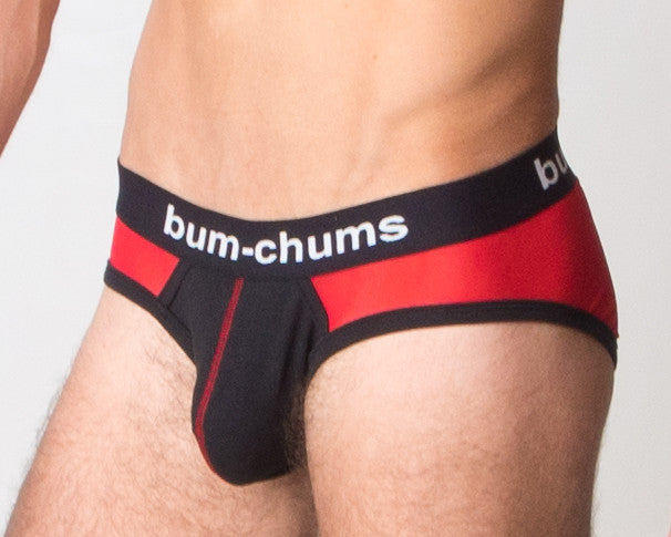 KINK Red Brief - Bum-Chums Gay Men's Underwear - Made in UK