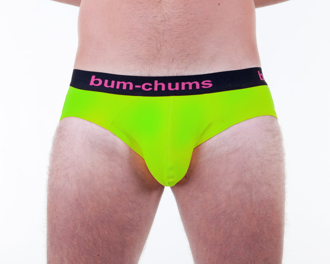 Zest Brief - Bum-Chums Gay Men's Underwear - Made in UK
