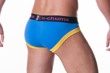Blueberry Crumble Hip-Brief - Bum-Chums Gay Men's Underwear - Made in UK