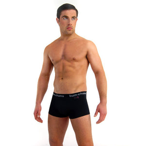 Classic Black Hipster - Bum-Chums Gay Men's Underwear - Made in UK