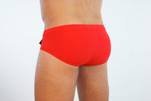 Cheeky Cherry Swim-Brief - Bum-Chums Gay Men's Underwear - Made in UK