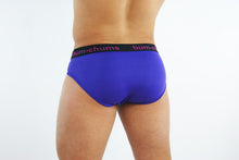 Purple Plum Brief - Bum-Chums Gay Men's Underwear - Made in UK