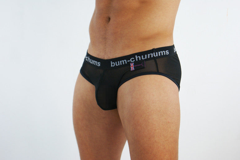 Sneak Peek Brief - Bum-Chums Gay Men's Underwear - Made in UK
