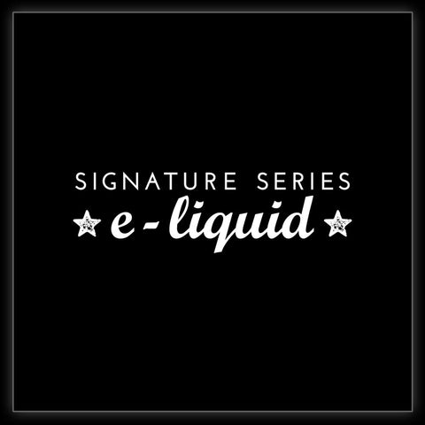 Signature Series e-Liquid