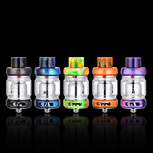 Unique_eCigs-FreeMax_MeshPro_Tank_Resin_Black_Blue_Green_Orange_Purple