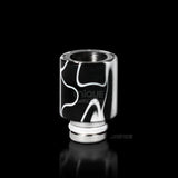 Unique_eCigs_Drip_Tips_Acrylic_Glass_BLACK