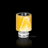 Unique_eCigs_Drip_Tips_Acrylic_Glass_YELLOW