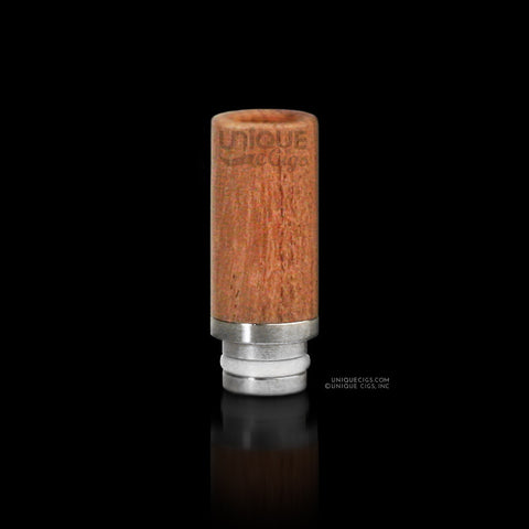Dark Wood Drip Tip
