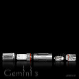 Unique eCigs Gemini 3 Clearomizer