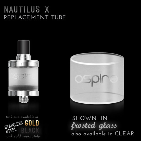 Nautilus X Replacement Tube