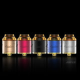 Unique_eCigs_Peerless_RDA_Black_Silver_Blue_Gold_Magenta_