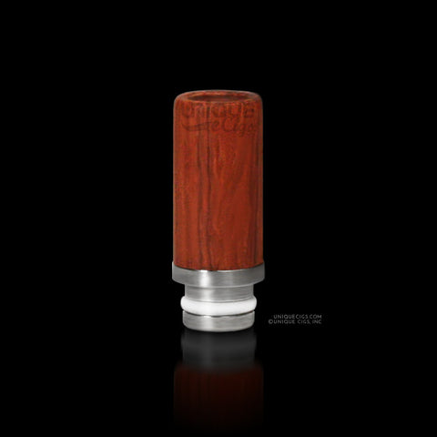 Red Wood Drip Tip