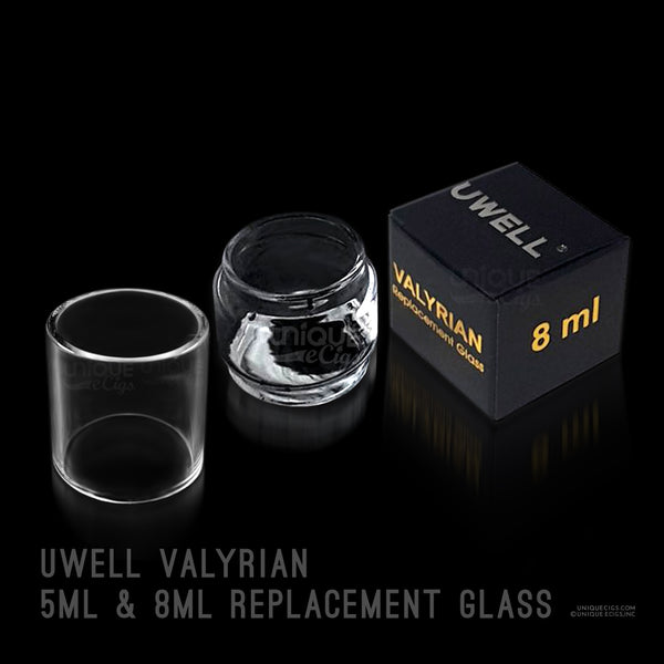 Unique_eCigs_UWELL_Valyrian_5ml_8ml_Replacement_Glass_Tube