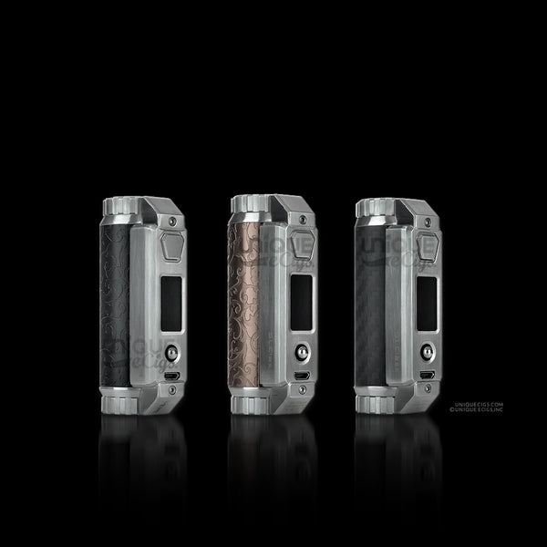 Unique_eCigs_YiHi_SXmini_SL_Black_CarbonFiber_Coffee