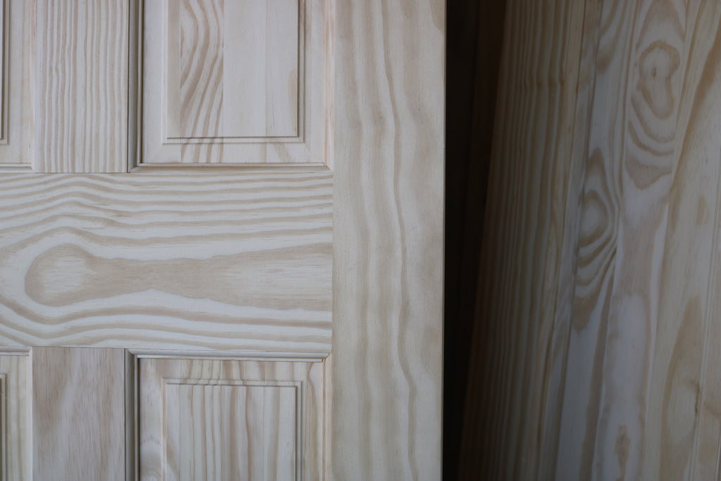 Try This DIY Wooden Door Repair Trick to Fix a Dent