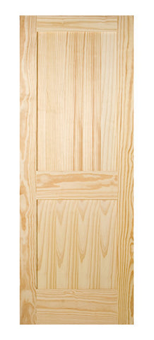 2 panel shaker door from door to door