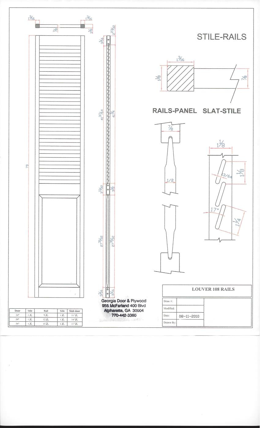 louvered bifold doors. Suit Its Primary Use In A Closet Setting Paired With Another Identical Door Or One Independent. The Clear Pine Material Is Perfect For Stain Finish. Louvered Bifold Doors