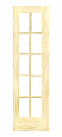 10 Lite Barn Door