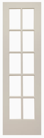 10 Lite French Door Primed