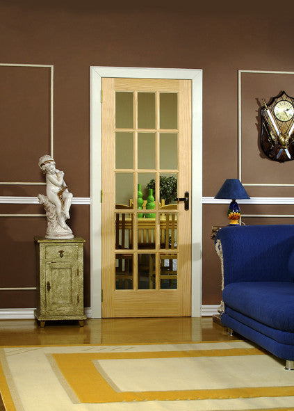 15 Lite French Door Door To Door