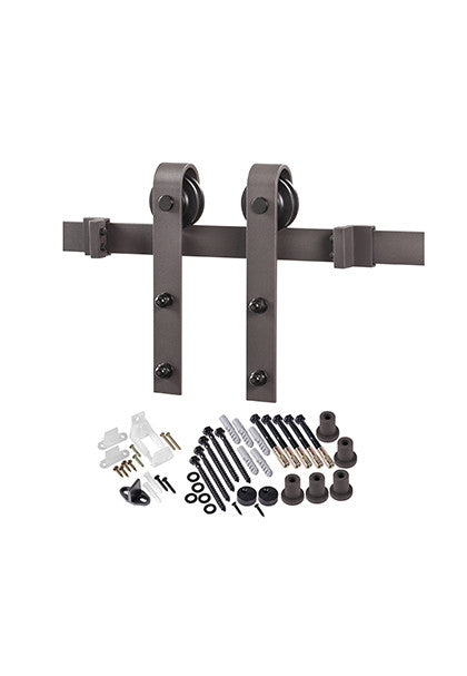 Bent Strap Barn Door Hardware Door To Door