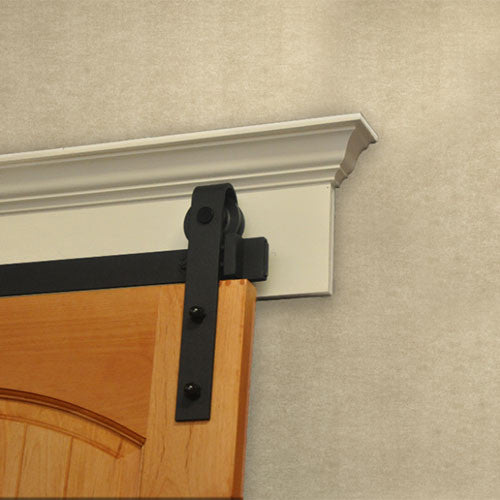 Crown Barn Door Mounting Board & Crown Barn Door Mounting Board u2013 Door to Door