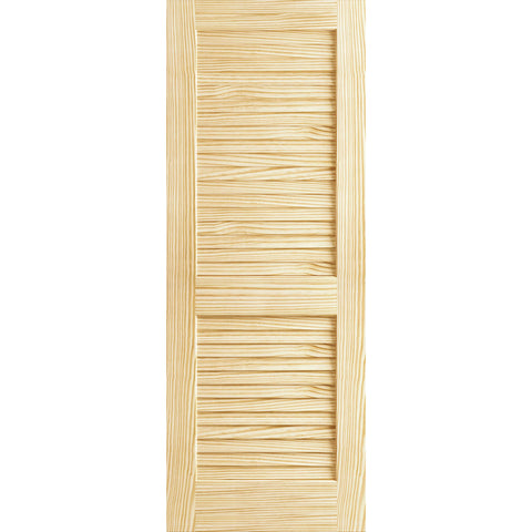 Plantation Louver/Louver Door