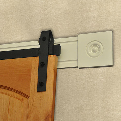 Fluted Barn Door Mounting Board & Fluted Barn Door Mounting Board u2013 Door to Door