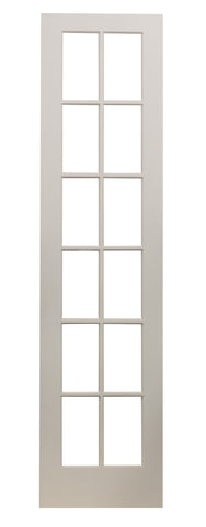 Primed French Door 12 Lite