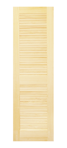 Stain Grade 2 Louver Panel Door
